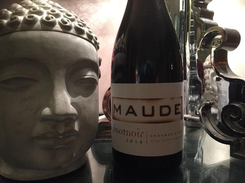 Maude Pinot Noir 2014