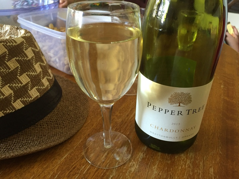 Pepper Tree Chardonnay 2013