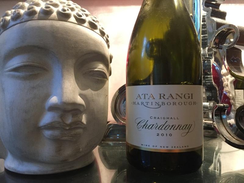 Ata Rangi Craighall Chardonnay 2010 2