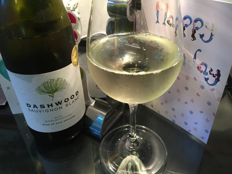 Dashwood Sav Blanc 2015