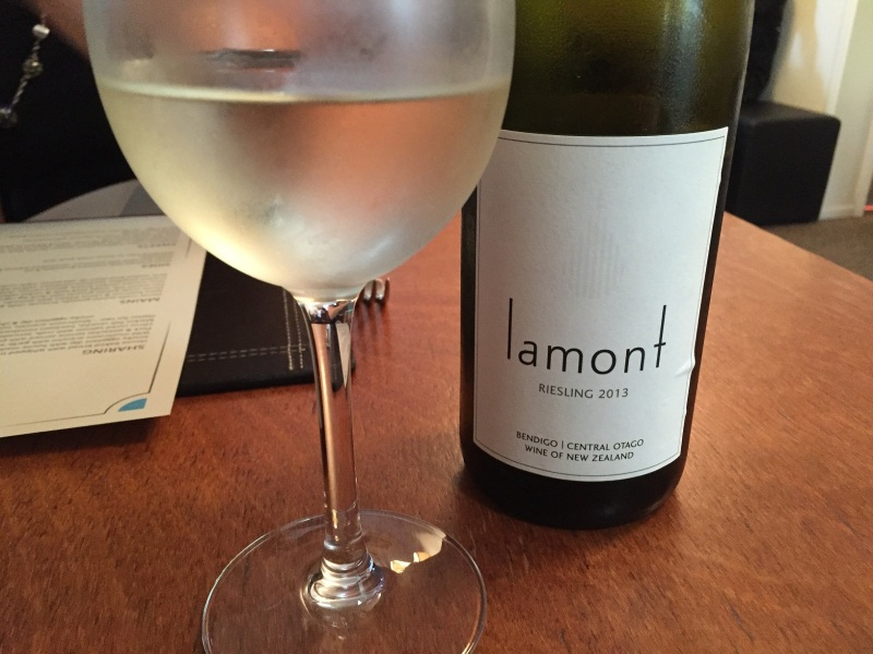 Lamont Riesling 2013