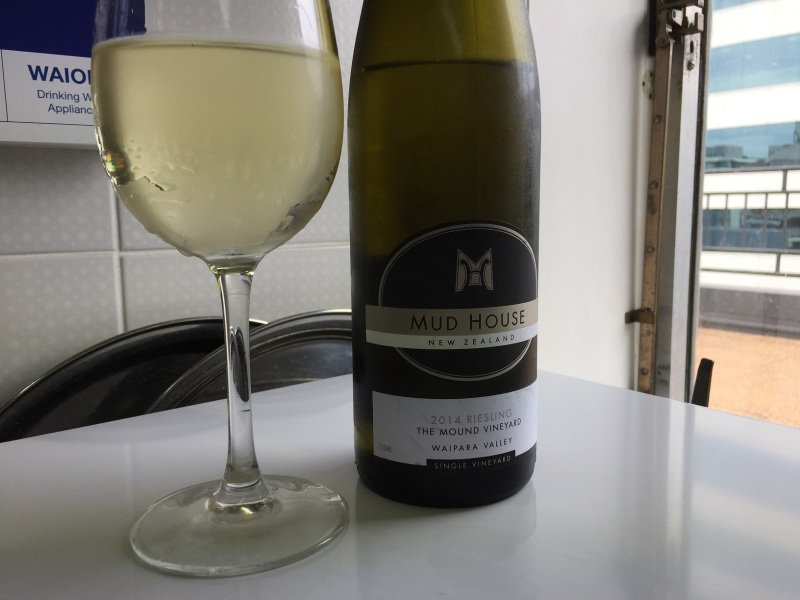 Mud House Mound Riesling 2014