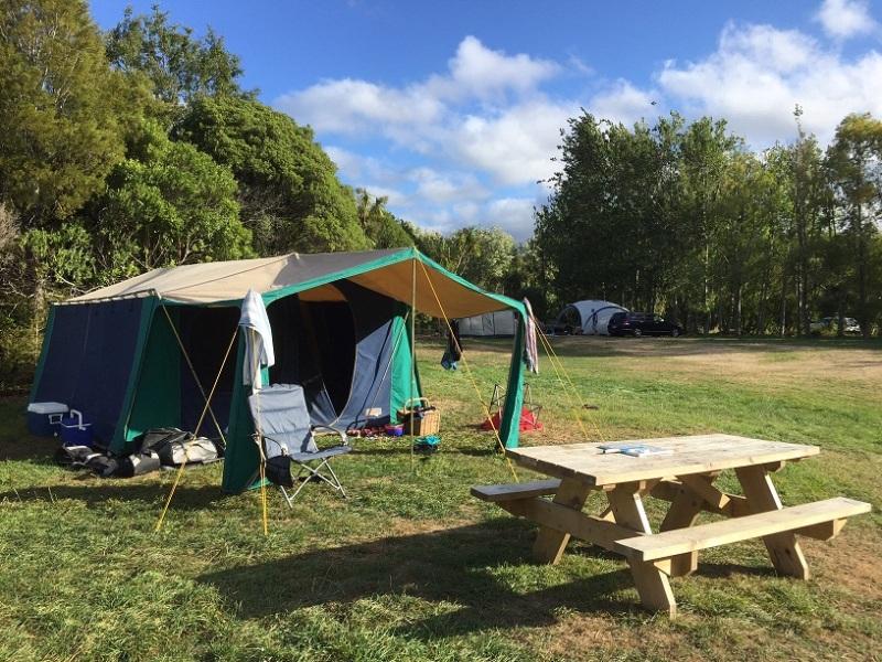 Kaitoke Camping