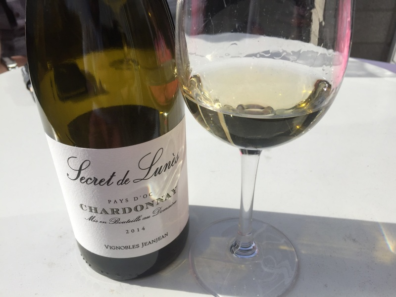 Secret de Lunes Chardonnay