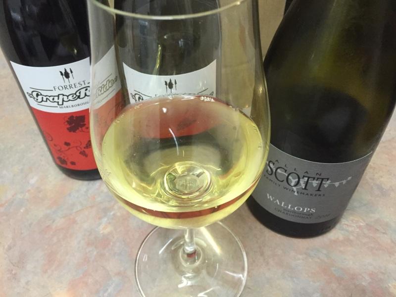 Allan Scott Wallops Chardonnay 2014