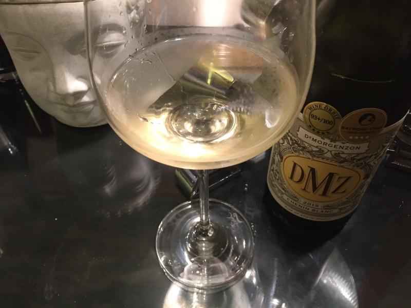 DMZ Chenin Blanc 2015