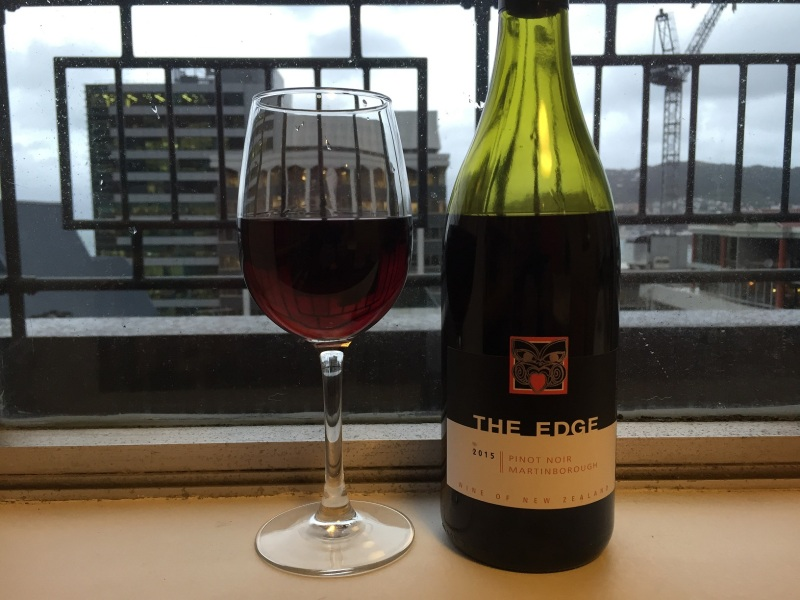 Escarpment The Edge Pinot Noir 2015