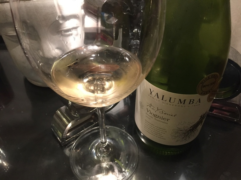Yalumba Y-Series Viognier 2015