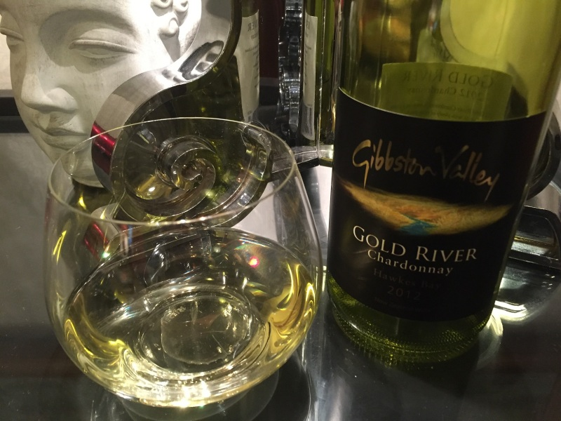 Gibbston Gold River Chardonnay 2012