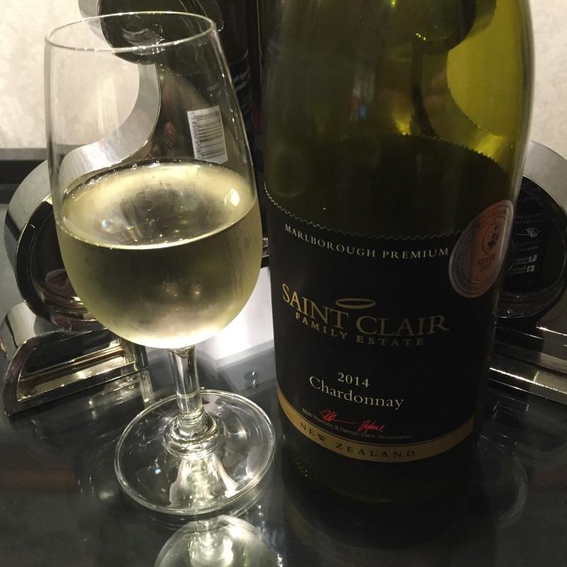 Saint Clair Chardonnay 2014