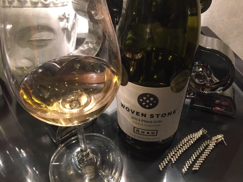 Woven Stone Pinot Gris 2014