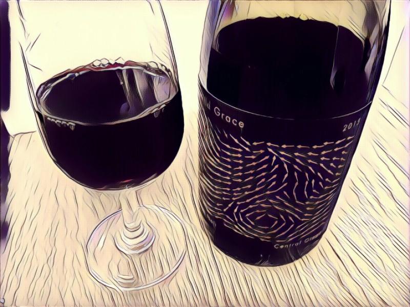 Wild Grace Pinot Noir 2015