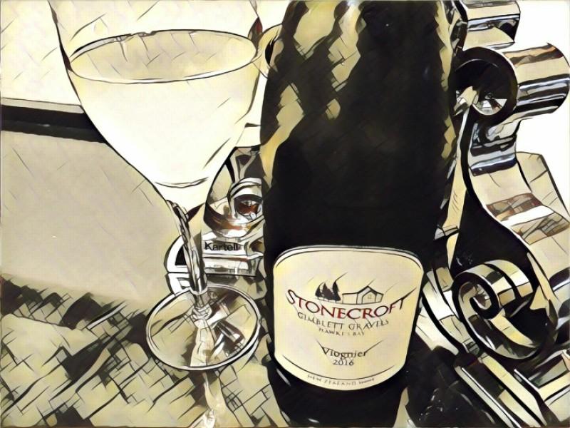 Stonecroft Viognier 2016