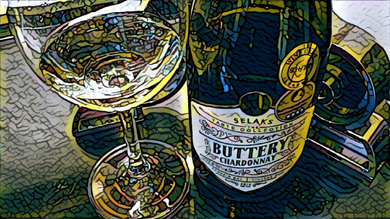 Selaks Buttery Chardonnay 2016