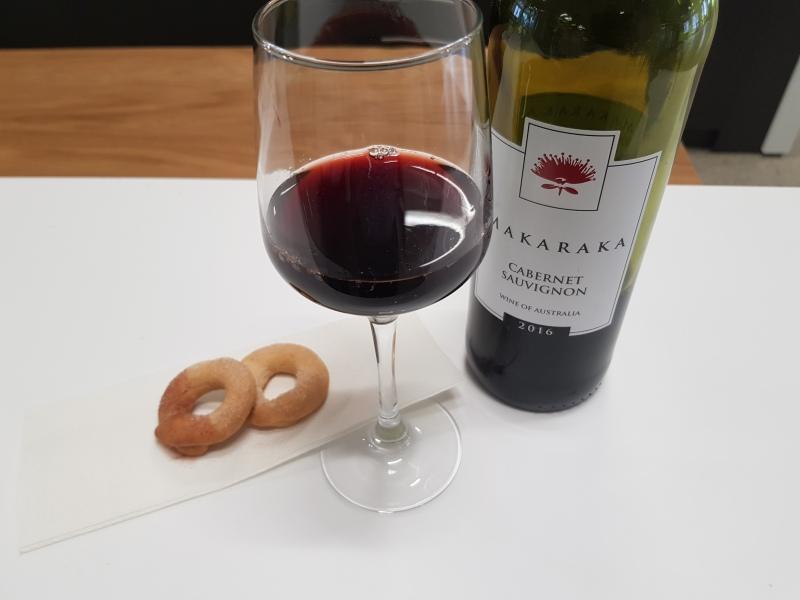 Wine Biscuit