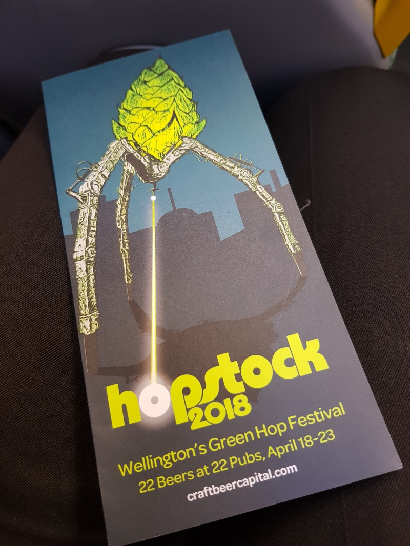 Hopstock 1